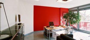Büroraum bei Gilbers & Baasch