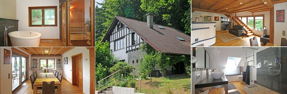 Landhausvilla in Schweich